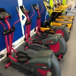 Refurbishing Gym Equipment in Abernethy 12