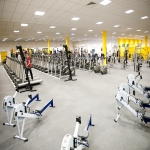 Refurbishing Gym Equipment in Abernethy 3