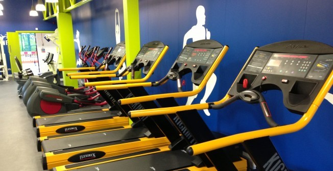 Fitness Equipment for Schools in Aire View