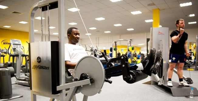 Leasing Gym Equipment in Abbas Combe
