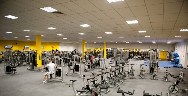 Gym Machine Suppliers in Anslow