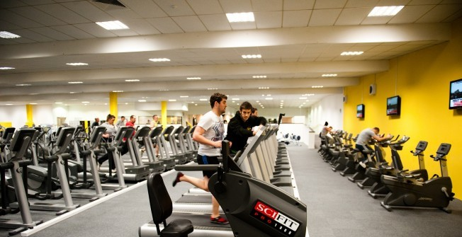 Gym Equipment Fitters in London