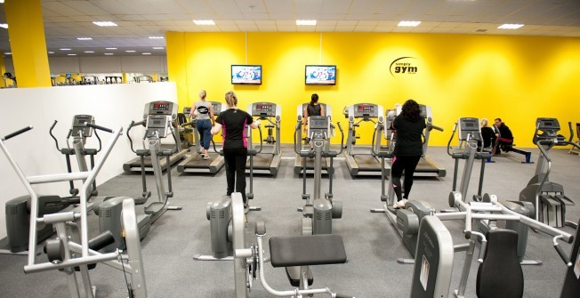 Fitness Machines for Commercial Use in Abercastle