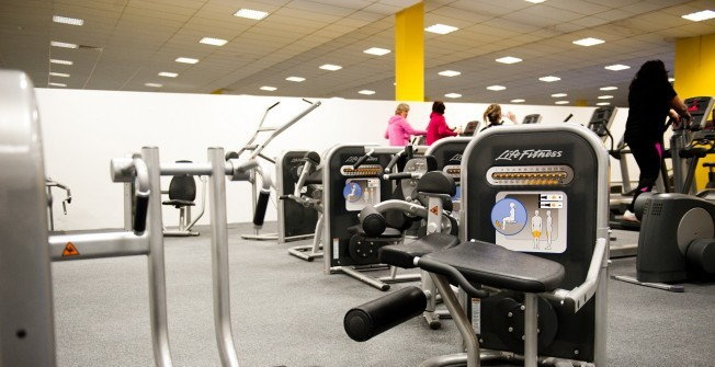 Second Hand Gym Equipment in Aberuthven