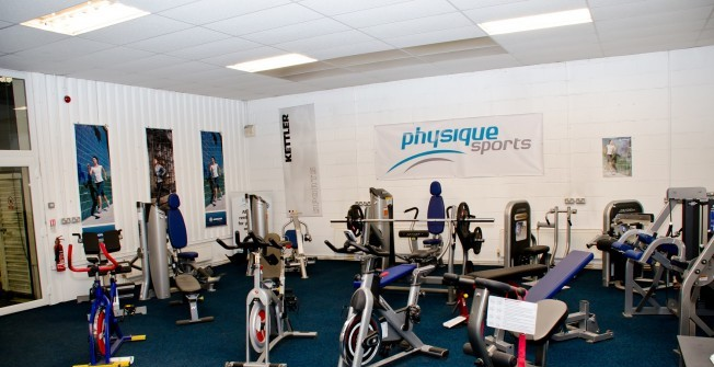 Schools Gym Machines in Tyne and Wear