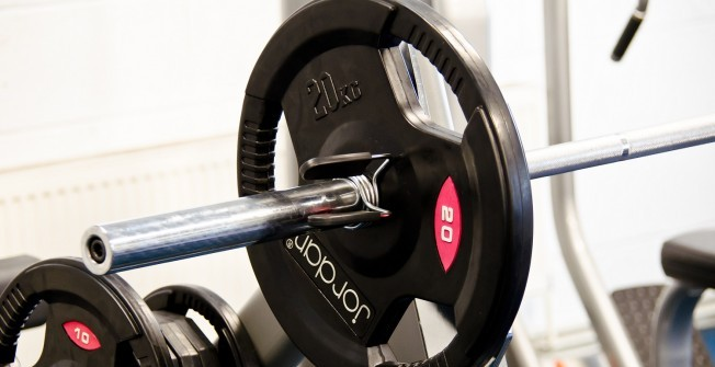 Community Gym Barbell Set