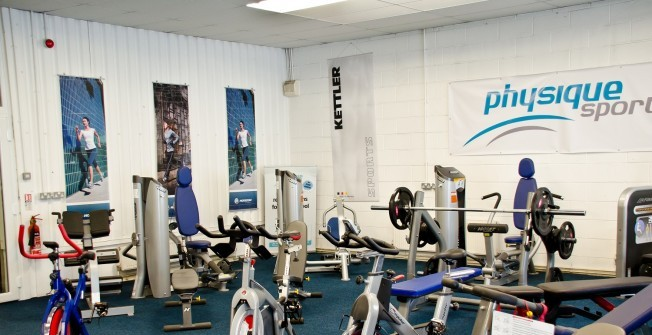 Gym Equipment Rental in Ab Kettleby