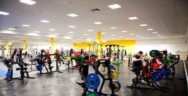 Professional Weights Sets in Wrexham